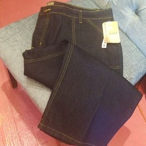 Other - Jean denim capris